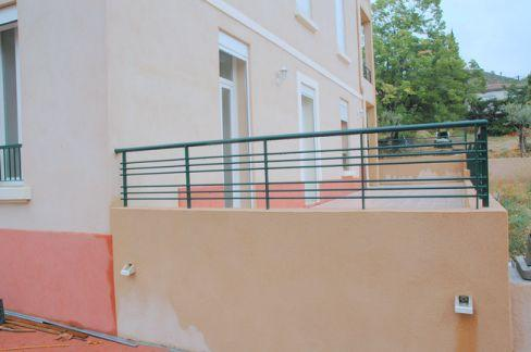 Location Appartement T3 ALLAUCH LOGIS NEUF DANS RESIDENCE FERMEE RECENTE - 2 TERRASSES - PARKING PRIVE - AU CALME