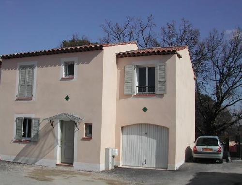Vente villa T4 la roque d'antheron 13 aix en provence