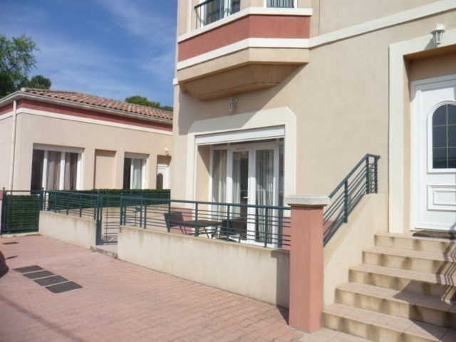 Location Appartement T3 ALLAUCH LOGIS NEUF A LOUER -  RESIDENCE FERMEE RECENTE - 2 TERRASSES - PARKING