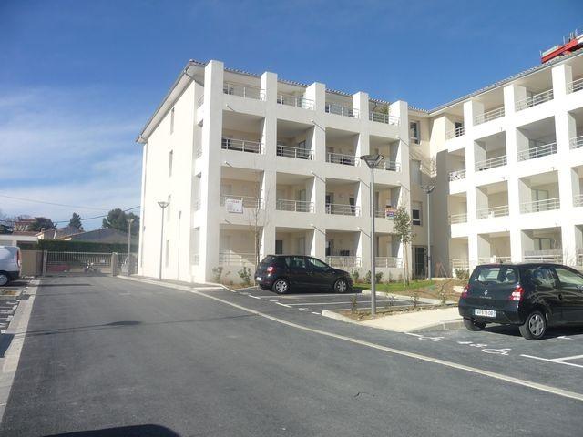 Location Appartement T3 MARSEILLE 13EME PROXIMITE VILLAGE CHATEAU GOMBERT A LA LOCATION - RESIDENCE FERMEE NEUVE - 1ER ETAGE - ASCENSEUR - 2 TERRASSES - GARAGE - AU CALME