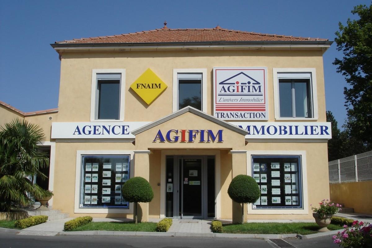 Notre agence à Château Gombert