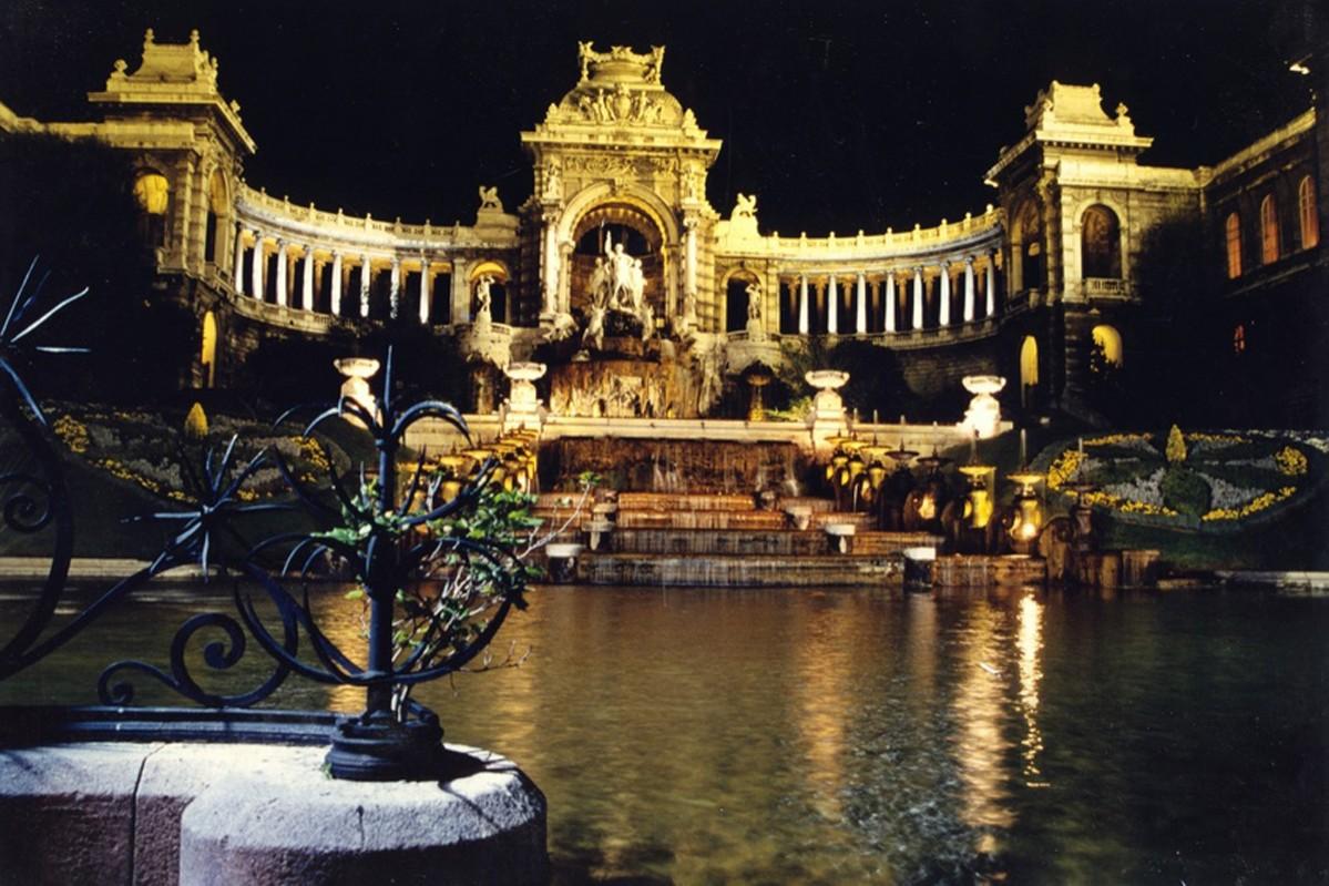 Le Palais Longchamps