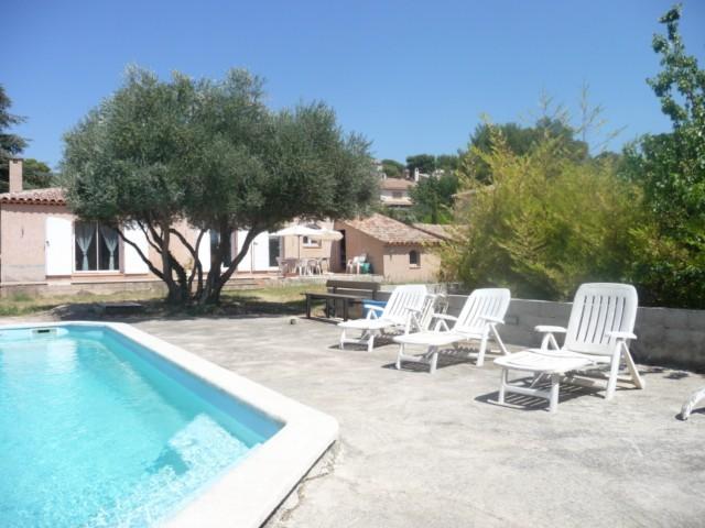 Transactions villa t6 f6 marseille 13eme chateau gombert for Piscine 13eme