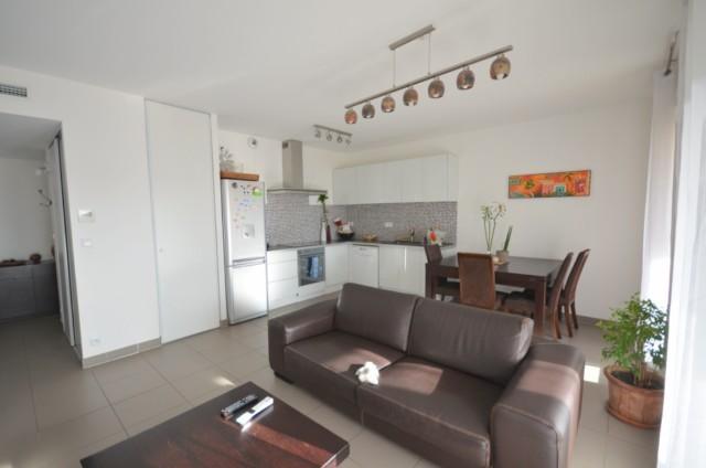 Vente Appartement T3 MARSEILLE 13014 SUR LES HAUTEURS DE SAINTE MARTHE A LA VENTE - RESIDENCE FERMEE RECENTE - 3EME ET DERNIER ETAGE - ASC - TERRASSE 16m² - GARAGE - PARKING
