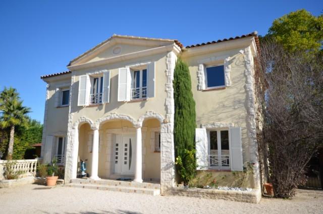 Ventes maison de maitre t6 f6 marseille 13013 chateau for Vente maison moderne