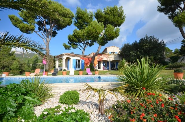 Transactions villa t5 f5 marseille 13eme chateau gombert a for Piscine 13eme