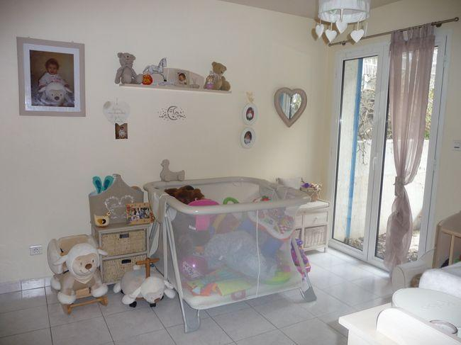 Vente T3 MARSEILLE 13014 TOUR SAINTE AGREABLE VILLA DE TYPE3 T3  F3  MARSEILLE 14 EME DE PLAIN PIED, JARDIN, GARAGE, CLIMATISATION REVERSIBLE MARSEILLE 14EME / TOUR SAINTE