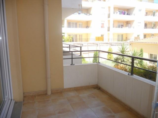Location Appartement T2 MARSEILLE 12EME LES TROIS LUCS DANS RESIDENCE FERMEE RECENTE - 2EME ETAGE - ASC - BALCON - GARAGE DOUBLE - PROX. COMMERCES COMMODITES