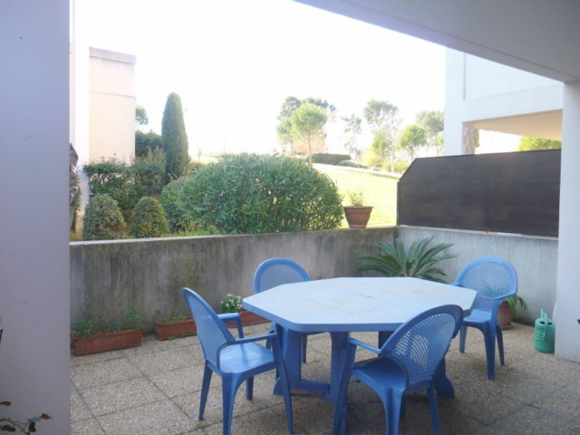 Location Appartement T4 MARSEILLE 13013 TECHNOPOLE CHATEAU GOMBERT A LA LOCATION - RESIDENCE SEMI RECENTE SECURISEE - RDC - GRANDE TERRASSE - 2 PARKINGS