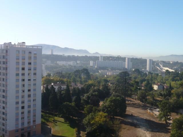 Vente Appartement T3 MARSEILLE 13EME LA ROSE 12EME ETAGE - ASCENSEUR - BALCON - PROXIMITE TOUTES COMMODITES