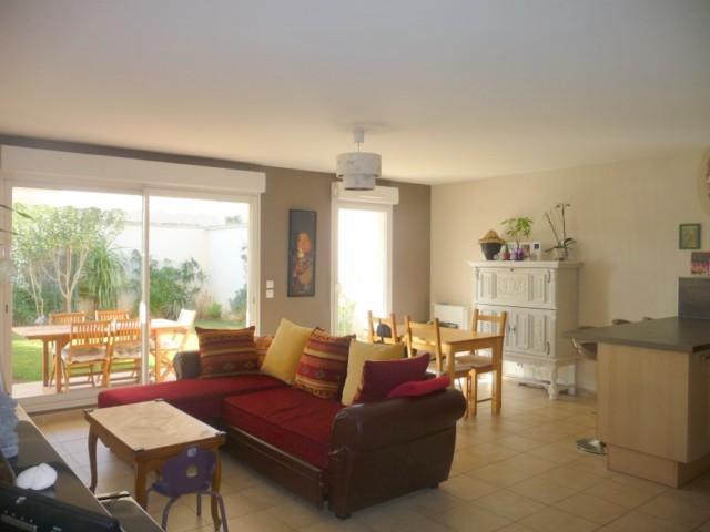 Vente Appartement T4 MARSEILLE 13EME A PROXIMITE DES OLIVES RESIDENCE FERMEE RECENTE - REZ DE JARDIN - 2 GARAGES - FRAIS DE NOTAIRE REDUIT