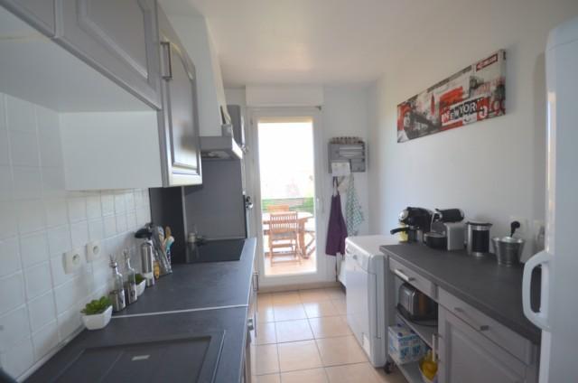 Vente Appartement T4 MARSEILLE 13EME TECHNOPOLE CHATEAU GOMBERT DANS RESIDENCE FERMEE - 1 ER ETAGE - ASC - TERRASSE - GARAGE - PARKING