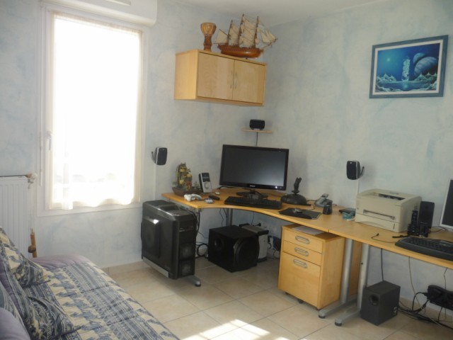Vente Appartement T4 MARSEILLE 13EME LES OLIVES PROCHE ALLAUCH RESIDENCE FERMEE RECENTE - 1ER ETAGE - ASC - TERRASSE - BOX FERME - CCIG
