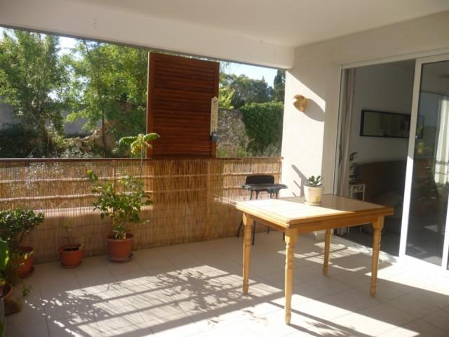 Vente Appartement T4 MARSEILLE 13EME CROIX ROUGE/ALLAUCH DANS RESIDENCE FERMEE RECENTE - TERRASSE 16m² - 2 PARKINGS -