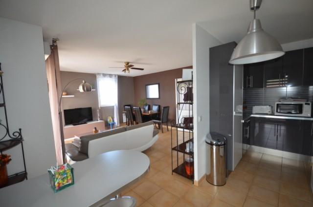 Vente Appartement T3 MARSEILLE 13EME  ST MITRE DANS RESIDENCE FERMEE RECENTE - 2EME ETAGE - ASCENSEUR - TERRASSE - PARKING