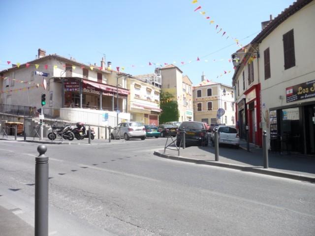 Vente IMMEUBLE  (APPARTEMENT - LOCAL) MARSEILLE 13013 CHATEAU GOMBERT A LA VENTE - AU COEUR DU VILLAGE - PRESTATIONS DE LUXE  - TERRASSE - GARAGE - LOCAL