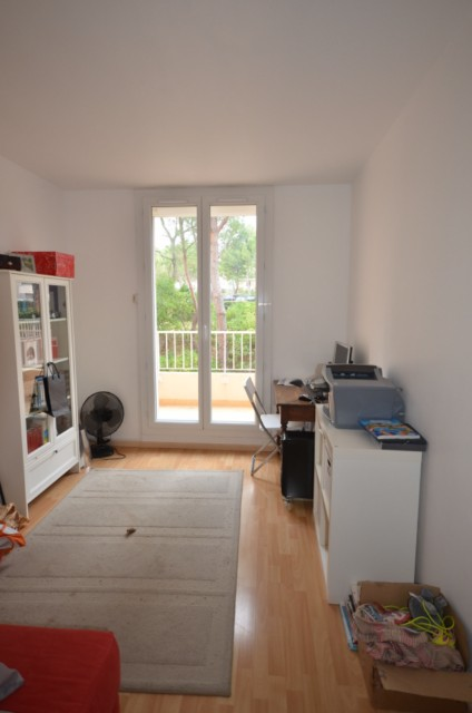 Vente Appartement T3 MARSEILLE 13013 ST MITRE A LA VENTE  - PETITE RESIDENCE AU CALME - VUE MER - PROXIMITE ECOLES BUS
